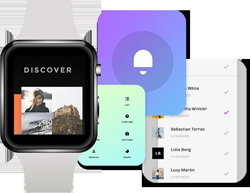 Smartwatch App Development by iGeekTeam