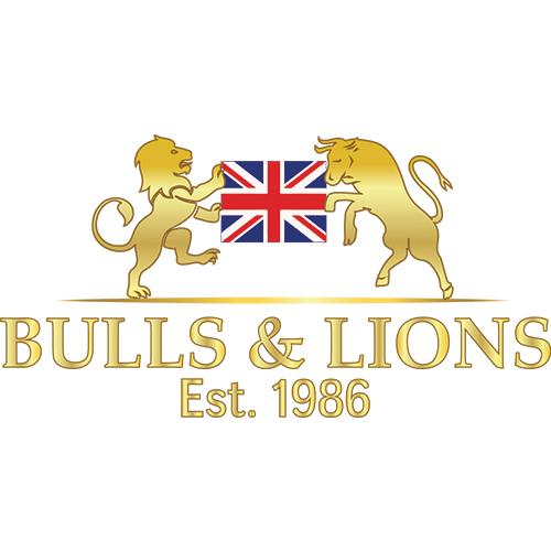 bulls & lions